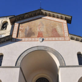 Sacro Monte di Belmonte: restauro della Chiesa del Santuario, 2008-'12
