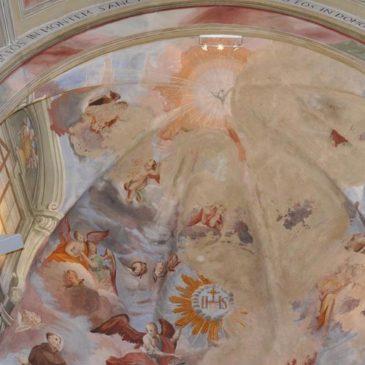 San Bernardino da Siena a Saluzzo, 2002-'11