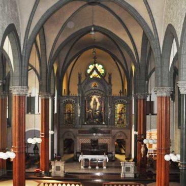 Chiesa di San Bernardino a Torino, 2016-'17