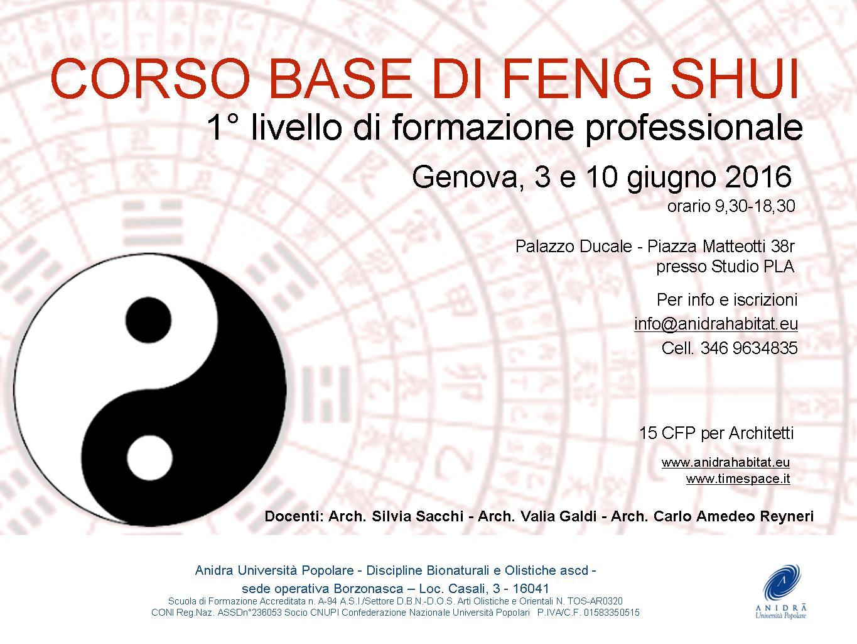 Corso Base FS Ordine Genova 2016