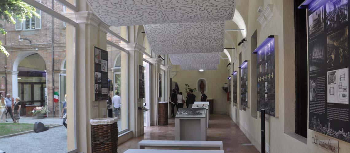 Reyneri Architetti - Museo-Giardino della Civiltà della Seta, Racconigi